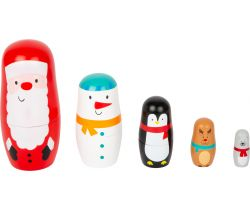 Matrjoška Vánoce Small Foot