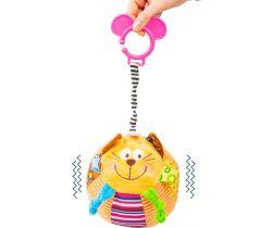 Natahovací vrnící balónek Small Foot  Kočka