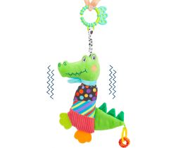 Natahovací vrnící krokodýl Small Foot