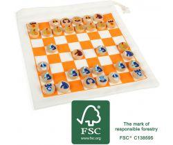 Šachy Small Foot Cestovní