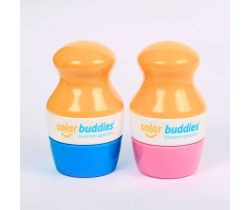 Aplikátor opalovacího krému 2 ks Solar Buddies Blue/Pink