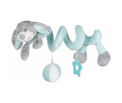 Spirálka BabyMix Dog Blue