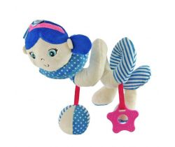 Spirálka BabyMix Marine Girl Blue
