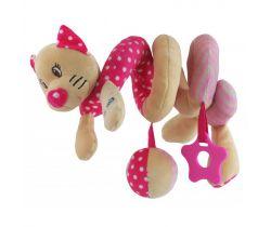 Spirálka BabyMix Pink Cat