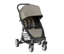 Sporotovní kočárek Baby Jogger City Mini 4 kola 2 + Dárek- Pláštěnka a Madlo