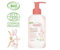 Sprchový BIO gel pro miminka od narození 250 ml Babybio
