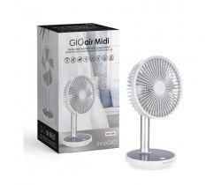 Stolní USB ventilátor s podsvícením innoGIO GIO air Midi