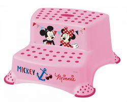 Stupátko duo k WC/Umyvadlu OKT Minnie/Mickey