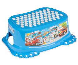 Stupátko k WC/umyvadlu Tega Baby Cars