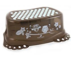 Stupátko k WC/umyvadlu Tega Baby Owls