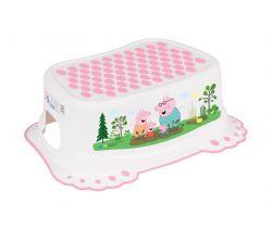 Stupátko k WC/umyvadlu Tega Baby Peppa Pig