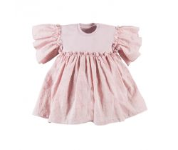 Šaty Eevi Swan Pink