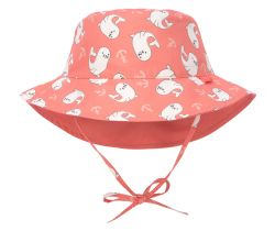 Klobouček proti slunci Lässig Sun Bucket Hat Seal