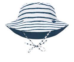 Klobouček proti slunci Lässig Sun Bucket Hat Stripes Navy