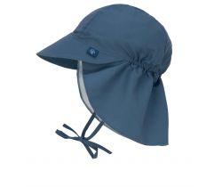Klobouček proti slunci Lässig Flap Hat Navy
