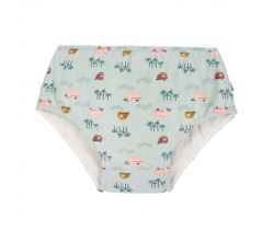 Dívčí plavky Lässig Swim Diaper Girls Caravan Mint