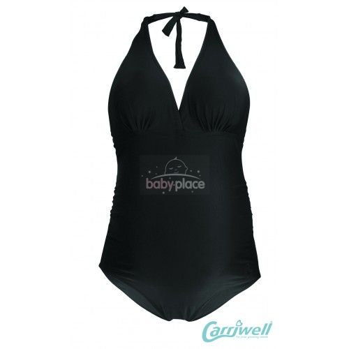 699c803464d Těhotenské plavky jednodílné Carriwell Černá