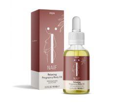 Těhotenský olej na strie Naïf