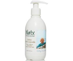 Tělové mléko 250 ml Naty Nature Babycare Eco doprodej