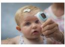 Teploměr infračervený Miniland Baby Thermotalk Plus