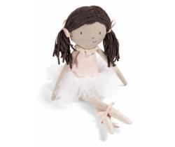 Textilní hračka Mamas & Papas Panenka Baletka