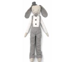 Textilní hračka Mamas & Papas Pejsek v kalhotách
