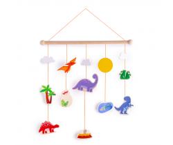 Dekorativní nástěnný závěs Tidlo Dino