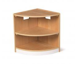 Dřevěná rohová skříňka Tidlo Toddler