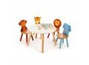 Dřevěná židle Tidlo Animal