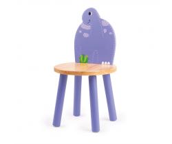 Dřevěná židle Tidlo Brontosaurus