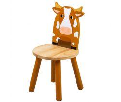 Dřevěná židle Tidlo