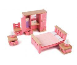 Dřevěný nábytek ložnice Tidlo