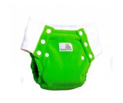 Tréninkové kalhotky flís zelená Bamboolik