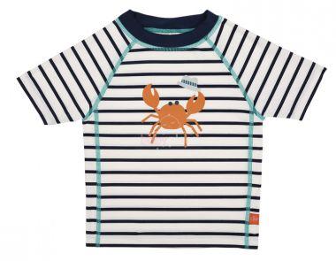 Tričko Lässig Rashguard Short Sleeve Boys Sailor Navy