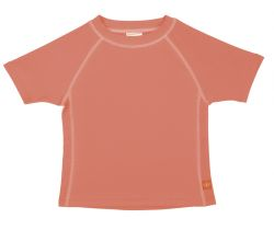 Tričko Lässig Rashguard Short Sleeve Girls Peach