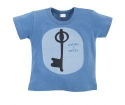 Tričko Pinokio Summertime Blue Key