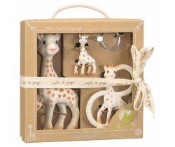 Trio žirafy Vulli Sophie