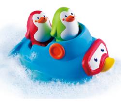 Tučňáci ve člunu B-Kids