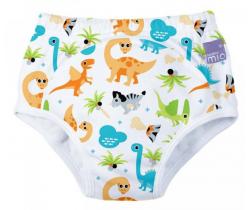 Učící plenkové kalhotky Bambino Mio Dino