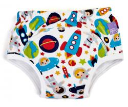 Učící plenkové kalhotky Bambino Mio Outer Space