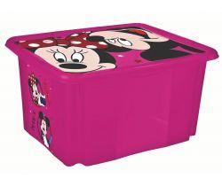 Úložný box s víkem 45 l Keeeper Minnie