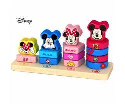 Veselé počítání s Mickey a Minnie Derrson Disney