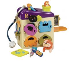 Veterinářský kufřík B-Toys Pet Vet Clinic
