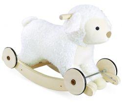 Houpací ovečka a odrážedlo 2v1 Vilac