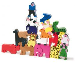 3D puzzle Vilac Zvířátka