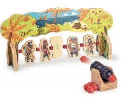 Dřevěná hra Vilac Útok pirátů