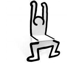 Dřevěná židle Vilac Keith Haring