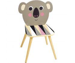 Dřevěná židle Vilac Koala