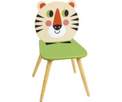 Dřevěná židle Vilac Tygr