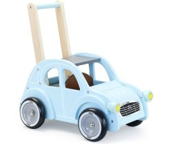Dřevěné chodítko Vilac Auto Citroen 2CV